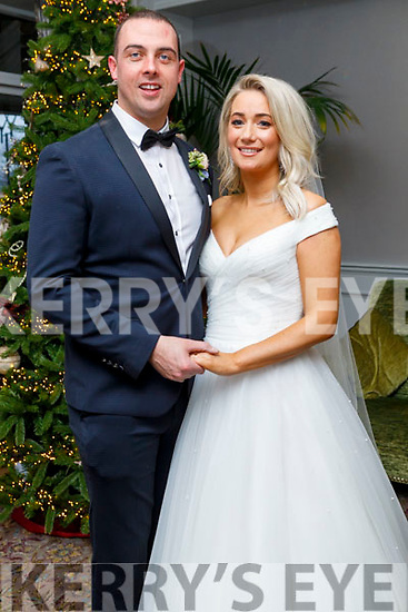 Lynch/Bowler wedding in the Rose Hotel on New Years Eve