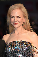 Nicole Kidman at 'The Killing of a Sacred Deer'  Headline Gala Screening &amp; UK Premiere of during the 61st BFI London Film Festival on October 12, 2017 in London, England.<br /> CAP/PL<br /> &copy;Phil Loftus/Capital Pictures /MediaPunch ***NORTH AND SOUTH AMERICAS ONLY***