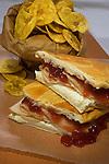 An Elena Ruiz Cuban Sandwich.