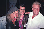 Sam Kinison, Charlie Sheen , Rodney Dangerfield,
