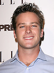 "Armie Hammer attends the ELLE and Express ""25 at 25"" Event held at The Palihouse Holloway in West Hollywood, California on October 07,2010                                                                               © 2010 Hollywood Press Agency"