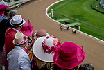 May 3, 2019 : Scenes from Kentucky Oaks Day at Churchill Downs on May 3, 2019 in Louisville, Kentucky.Scott Serio/Eclipse Sportswire/CSM