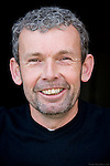 Jaap van der Beek, Middenmeer, the Netherlands..Jaap van der Beek, pilot, wind farmer and farmer in Middenmeer, Holland. Mr. van der Beek owns one windmill on his property. Sensitive to recent decisions to try and group wind mills together from a government level, van der Beek is currently working with other wind mill owners in North Holland to secure a location for a collection of windmills. Until that time, van der Beek will continue to fly his plane and farm his tulips as the windmill powers him and hundreds of other homes.