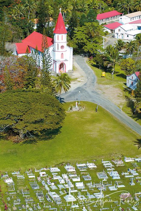 Poindimié, église de Tyé