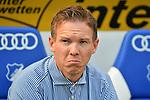 07.10.2018, wirsol Rhein-Neckar-Arena, Sinsheim, GER, 1 FBL, TSG 1899 Hoffenheim vs Eintracht Frankfurt, <br /><br />DFL REGULATIONS PROHIBIT ANY USE OF PHOTOGRAPHS AS IMAGE SEQUENCES AND/OR QUASI-VIDEO.<br /><br />im Bild: Julian Nagelsmann (Trainer TSG Hoffenheim)<br /><br />Foto &copy; nordphoto / Fabisch