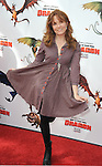 UNIVERSAL CITY, CA. - March 21: Lea Thompson  arrives at the premiere of ''How To Train Your Dragon'' at Gibson Amphitheater on March 21, 2010 in Universal City, California.