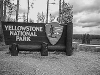 Yellowstone National Park, South Entrance