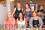 Girls Night Out at Bella Bia on Saturday pictured  Brid Diggan, Siobhan Foley, Sinead Reidy, Monica Casey and Siobhan Sheehy