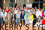 Seventy<br /> ----------<br /> Jerry Lawlor,Marian Pk,Tralee(seated centre)got a fab supprise for his 70th birthday when he went to the Ballyroe hts hotel for a quiet Jar last Saturday night only to find a massive party waiting for him inside