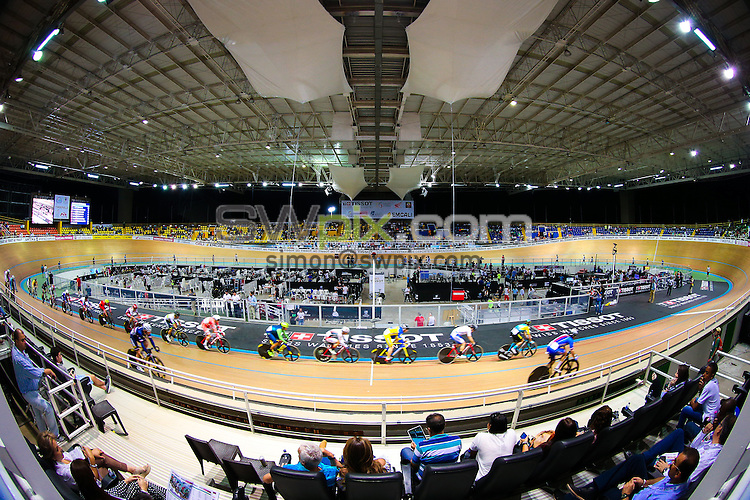 Picture by Alex Whitehead/SWpix.com - 18/02/2017 - Cycling - Tissot UCI Track Cycling World Cup - Velodromo Alcides Nieto Patino, Cali, Colombia - A General View (GV).