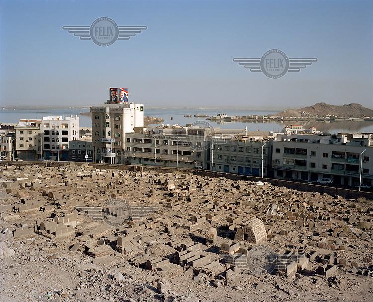 Aden cemetery..