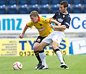 =PAUL CAIRNEY GETS A GRIP OF KIERAN DUFFY