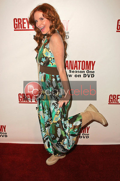"""Phoebe Price<br />at the DVD launch event for """"Grey's Anatomy: The Complete First Season"""". Geisha House, Hollywood, CA. 02-13-06<br />Dave Edwards/DailyCeleb.com 818-249-4998"""