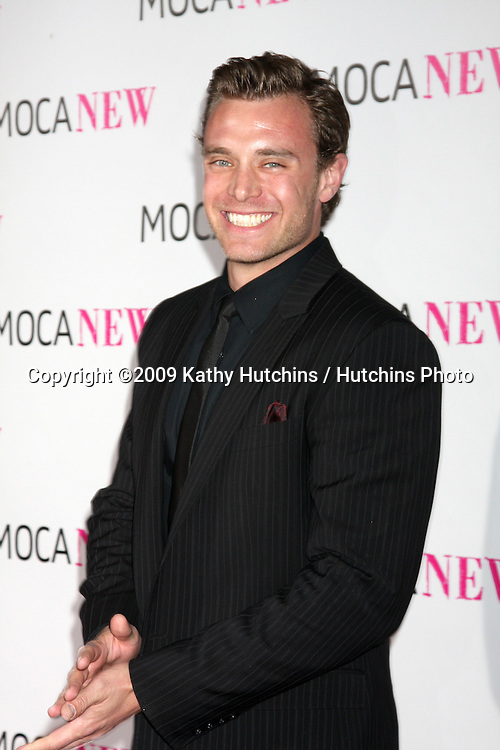 Billy Miller.arriving at the Museum of Contemporary Art, Los Angeles 30th Anniversary Gala.MOCA Grand Avenue.Los Angeles,  CA.November 14, 2009.©2009 Kathy Hutchins / Hutchins Photo.