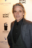 "Jeremy Irons attending the Montblanc ""Trashed"" party at Carre GREY GOOSE in the Jardin du Grand Hotel during the 65th annual International Cannes Film Festival in Cannes, France, 22.05.2012...Credit: Timm/face to face /MediaPunch Inc. ***FOR USA ONLY***"