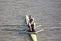 Crew: 3  Reading University Boat Club - Op 2x Championship<br /> <br /> Pairs Head 2019<br /> <br /> To purchase this photo, or to see pricing information for Prints and Downloads, click the blue 'Add to Cart' button at the top-right of the page.