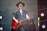 SAN FRANCISCO, CALIFORNIA - AUGUST 11: Bob Moses - Tom Howie during the 2019 Outside Lands Music And Arts Festival at Golden Gate Park on August 11, 2019 in San Francisco, California. Photo: Alison Brown/imageSPACE/MediaPunch