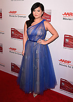 BEVERLY HILLS, CA - FEBURARY 5:  Kelly Marie Tran at AARP's 17th Annual Movies for Grownups Awards at the Beverly Wilshire Hotel on February 5, 2018 in Beverly Hills, California. (Photo by Scott Kirkland/PictureGroup)