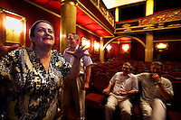 Fatima Davdieva visits the theatre where she used to work as an actress before she fled the country. Fatima, her husband, and their three children fled Grozny ten years ago during the Second Chechen War as refugees. Now as Belgian nationals they return for the first time to visit their friends, family and former home.