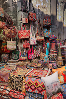 Products and handicrafts from all over Turkey are on display at the Grand Bazaar in Istanbul.