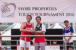 Winner of the Best Try of the Swire Touch Tournament on 03 September 2016 in King's Park Sports Ground, Hong Kong, China. Photo by Marcio Machado / Power Sport Images