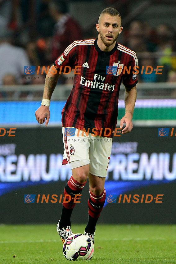Jeremy Menez Milan<br /> Milano 20-09-2014 Stadio Giuseppe Meazza - Football Calcio Serie A Milan - Juventus. Foto Giuseppe Celeste / Insidefoto
