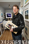 Artist John Hurley