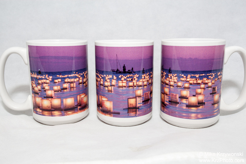 15 oz. Mug   - Floating Lanterns - $25 + $6 shipping.<br />