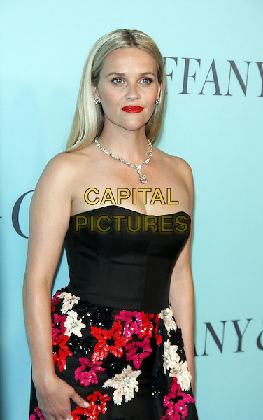04 15,  2016: Reese Witherspoonat TIFFANY &amp;  CO. 2016 BLUE BOOK at the Cunard Building in New York, USA April 15, 2016,<br /> CAP/MPI/RW<br /> &copy;RW/MPI/Capital Pictures