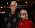 Stephen and Barbara Klink during the Sheep Dip 53 Show at the Eldorado Hotel & Casino on Friday night, Jan. 13, 2017.