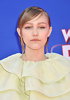 WESTWOOD, CA - MARCH 10: Grace VanderWaal arrives for the Premiere Of Paramount Pictures' 'Wonder Park' held at Regency Bruin Theatre on March 10, 2019 in Los Angeles, California.<br /> CAP/ROT/TM<br /> &copy;TM/ROT/Capital Pictures