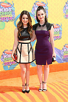 Laura Marano, Vanessa Marano<br />
