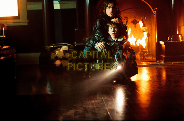 SELMA BLAIR & COLE HEPPELL.in The Fog.Filmstill - Editorial Use Only.CAP/AWFF.supplied by Capital Pictures.