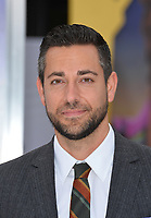 Zachary Levi at the world premiere for &quot;The Star&quot; at the Regency Village Theatre, Westwood. Los Angeles, USA 12 November  2017<br /> Picture: Paul Smith/Featureflash/SilverHub 0208 004 5359 sales@silverhubmedia.com