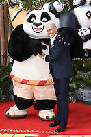 Jeffrey Katzenberg<br /> arriving for the &quot;Kung Fu Panda 3&quot; European premiere at the Odeon Leicester Square, London<br /> <br /> <br /> &copy;Ash Knotek  D3093 06/03/2016