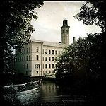 Saltaire Mill, West Yorkshire, England