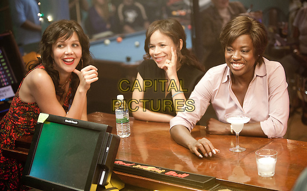 MAGGIE GYLLENHAAL, ROSIE PEREZ, VIOLA DAVIS.in Won't Back Down (2012).*Filmstill - Editorial Use Only*.CAP/FB.Supplied by Capital Pictures.