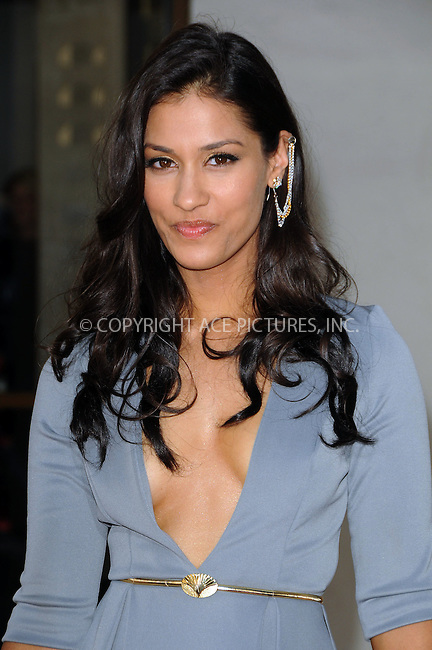 WWW.ACEPIXS.COM . . . . .  ....June 21 2011, Los Angeles....Actress Janina Gavankar arriving at HBO's 'True Blood' Season 4 Premiere at The Dome at Arclight Hollywood on June 21, 2011 in Hollywood, California....Please byline: PETER WEST - ACE PICTURES.... *** ***..Ace Pictures, Inc:  ..Philip Vaughan (212) 243-8787 or (646) 679 0430..e-mail: info@acepixs.com..web: http://www.acepixs.com