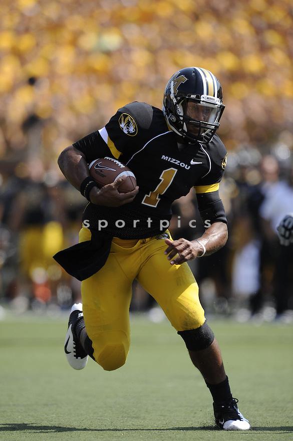 James Franklin(1) / Missouri Tigers