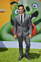 "LOS ANGELES, USA. August 10, 2019: Vadhir Derbez at the premiere of ""The Angry Birds Movie 2"" at the Regency Village Theatre.<br /> Picture: Paul Smith/Featureflash"