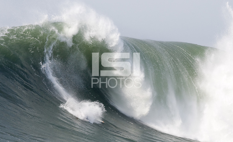 Anthony Tashnick. Mavericks Surf Contest in Half Moon Bay, California on February 13th, 2010.