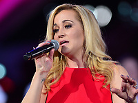 "Washington, DC - July 3, 2017: Country music singer and former American Idol contestant Kellie Pickler performs at the ""Capitol Fourth"" rehearsal concert on the west lawn of the U.S. Capitol July 3, 2017  (Photo by Don Baxter/Media Images International)"