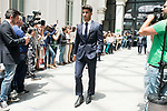 Real Madrid's Marco Asensio arrives to Crystal Gallery of the Palacio de Cibeles in Madrid, May 22, 2017. Spain.<br /> (ALTERPHOTOS/BorjaB.Hojas)