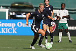 18 July 2009: Washington's Lori Lindsey. The Washington Freedom defeated Saint Louis Athletica 1-0 at the RFK Stadium in Washington, DC in a regular season Women's Professional Soccer game.