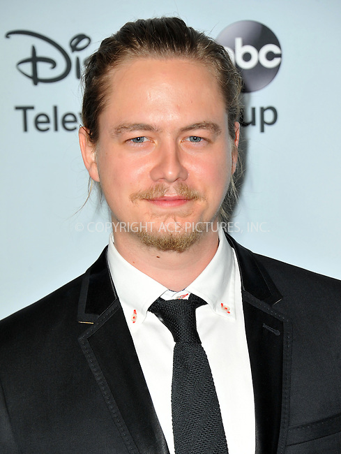 WWW.ACEPIXS.COM<br /> <br /> January 17 2014, LA<br /> <br /> Christoph Sanders arriving at the ABC/Disney TCA Winter Press Tour party at The Langham Huntington Hotel and Spa on January 17, 2014 in Pasadena, California.<br /> <br /> By Line: Peter West/ACE Pictures<br /> <br /> <br /> ACE Pictures, Inc.<br /> tel: 646 769 0430<br /> Email: info@acepixs.com<br /> www.acepixs.com