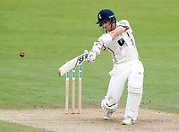 Joe Denly bats for Kent during the County Championship Division Two (day 3) game between Kent and Northants at the St Lawrence ground, Canterbury, on Sept 4, 2018.