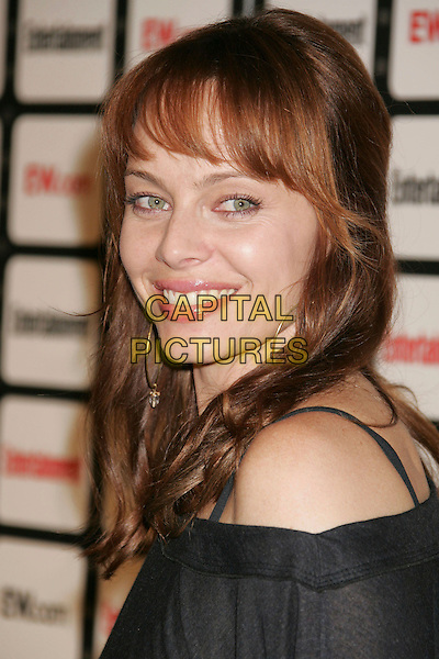 MELINDA CLARKE.Entertainment Weekly Magazine Celebrates The 2006 Photo Issue Party held at Quixote Studios, Hollywood, California , USA, 04 October 2006..portrait headshot fringe clark.Ref: ADM/RE.www.capitalpictures.com.sales@capitalpictures.com.©Russ Elliot/AdMedia/Capital Pictures.