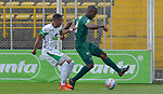 La Equidad venció 2-0 a Leones. Fecha 14 Liga Águila I-2018.
