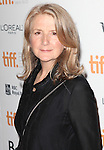 Sally Potter attending the The 2012 Toronto International Film Festival.Red Carpet Arrivals for 'Ginger And Rosa' at the Elgin Theatre in Toronto on 9/7/2012