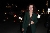 Andie MacDowell<br /> KIA SUPPER SUITE BY STK hosts gala dinner for Luc Robitaille's ECHOES OF HOPE charity, Handle Restaurant and Bar, Park City, UT 01-23-15<br /> David Edwards/DailyCeleb.com 818-915-4440